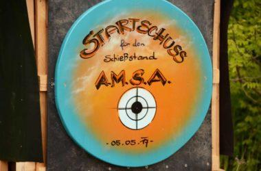AMSA Schiesstand Aktuelles